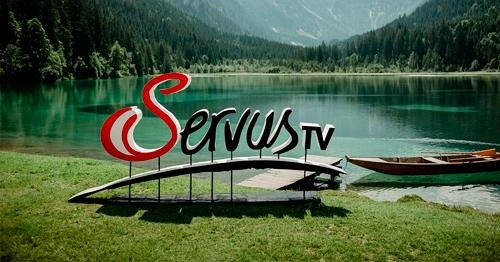 Servus TV bei der Feinkost Fleischerei Auernig
