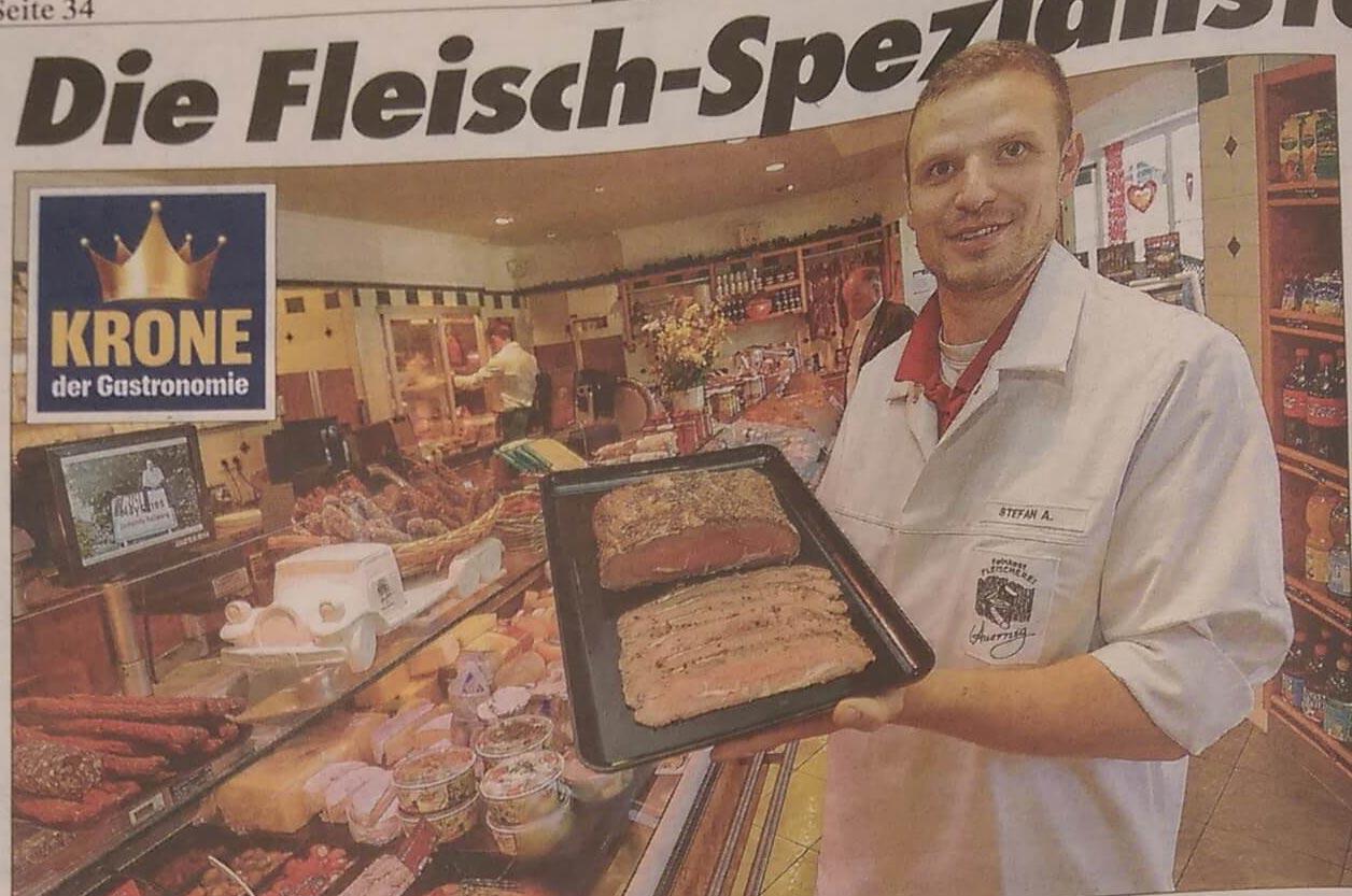 Die Fleisch-Spezialisten