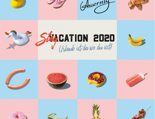 Staycation – Urlaub ist da wo du isst