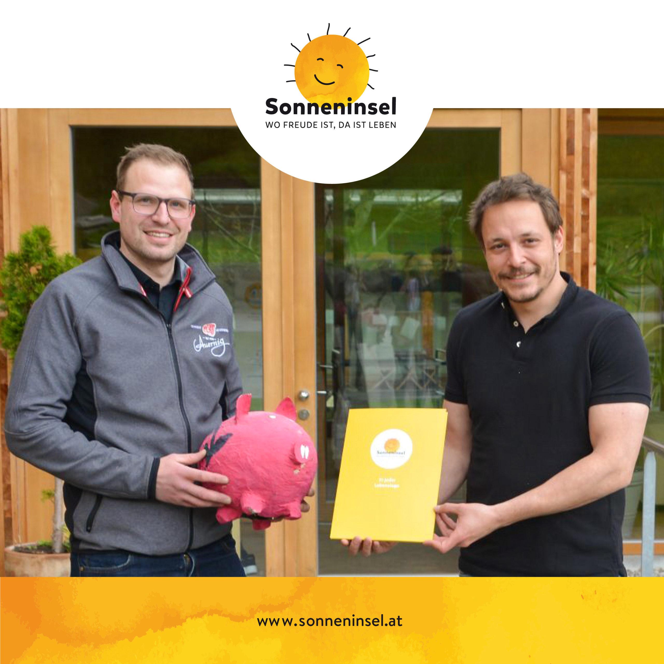 Unser Herzensprojekt: Spende an die Sonneninsel