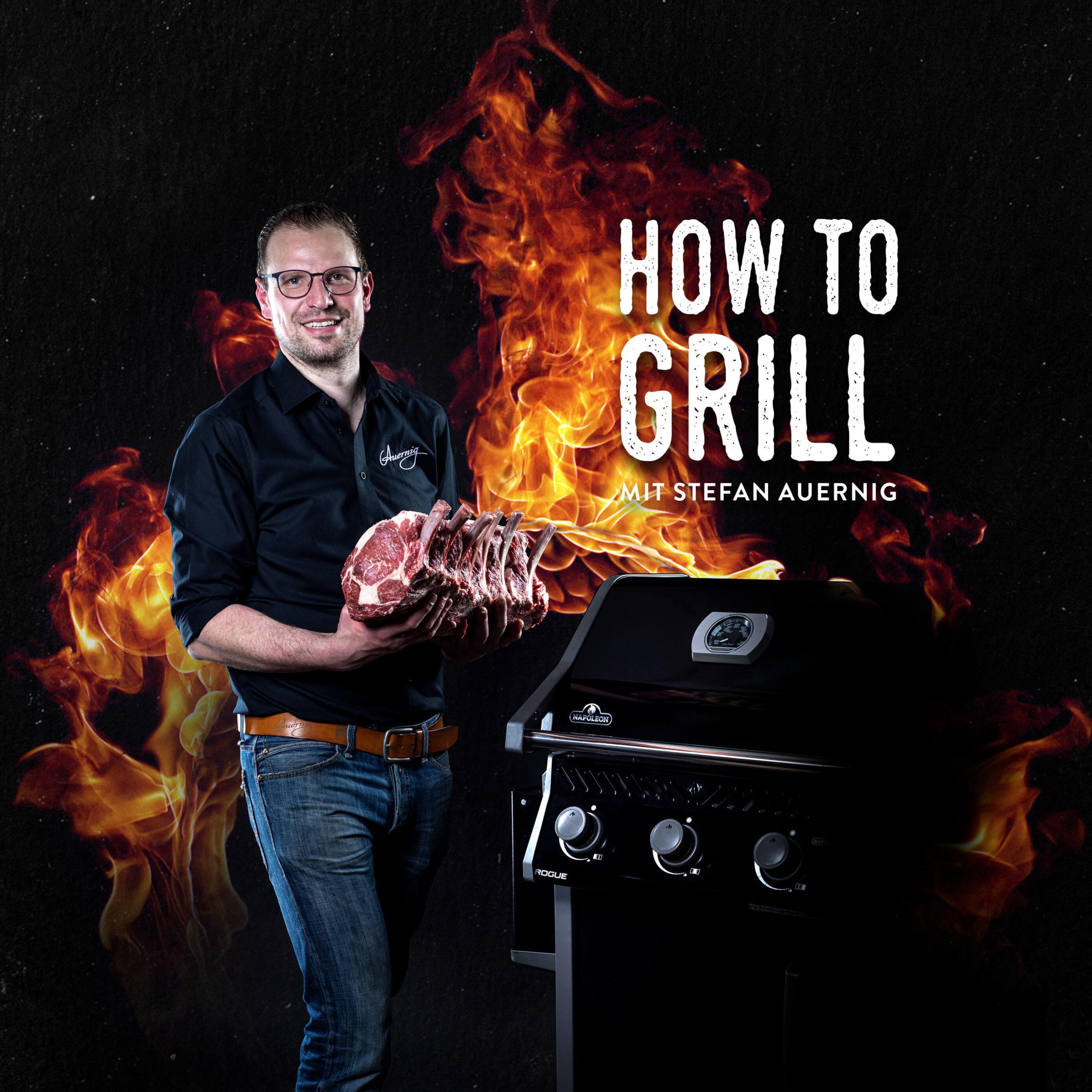 How to Grill mit Stefan Auernig